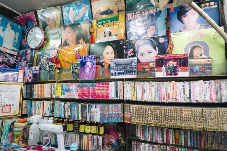 台北でも古い歌謡曲の人気が高まっているそうだ。【勝手に台北が恋しくなる話 vol.1】