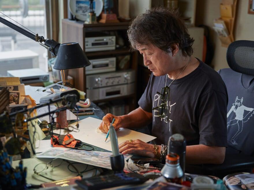 漫画家・板垣恵介さんから20代のキミへ。自分の才能がわからないなら「他人の褒め言葉をキャッチする」。