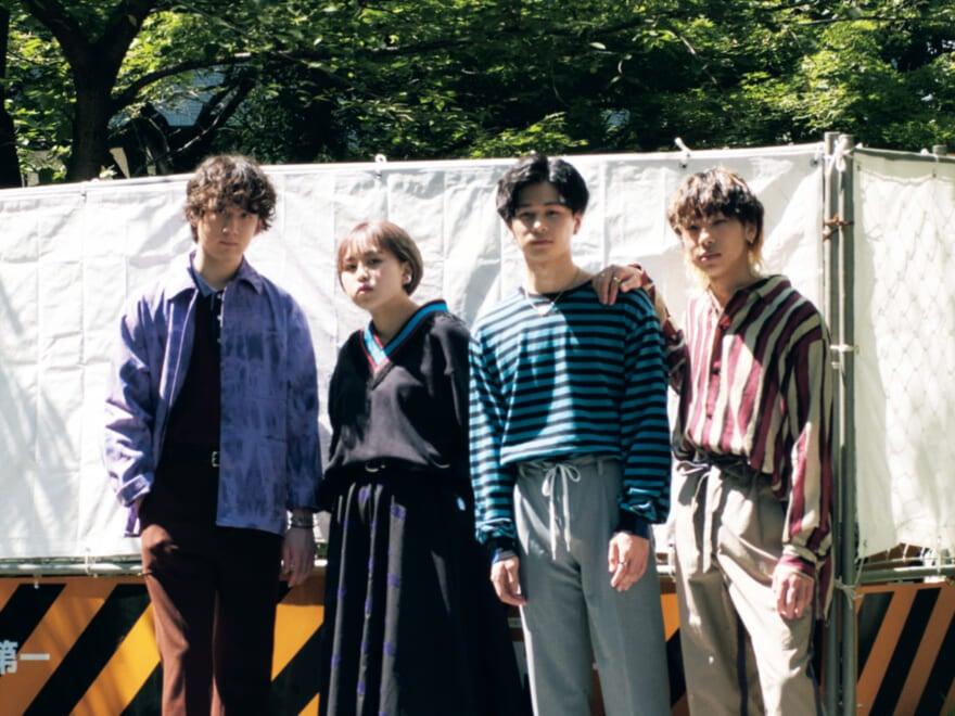 大注目の新星10代バンド、chilldspot登場!「とにかく今は、子どものような純粋な気持ちで」