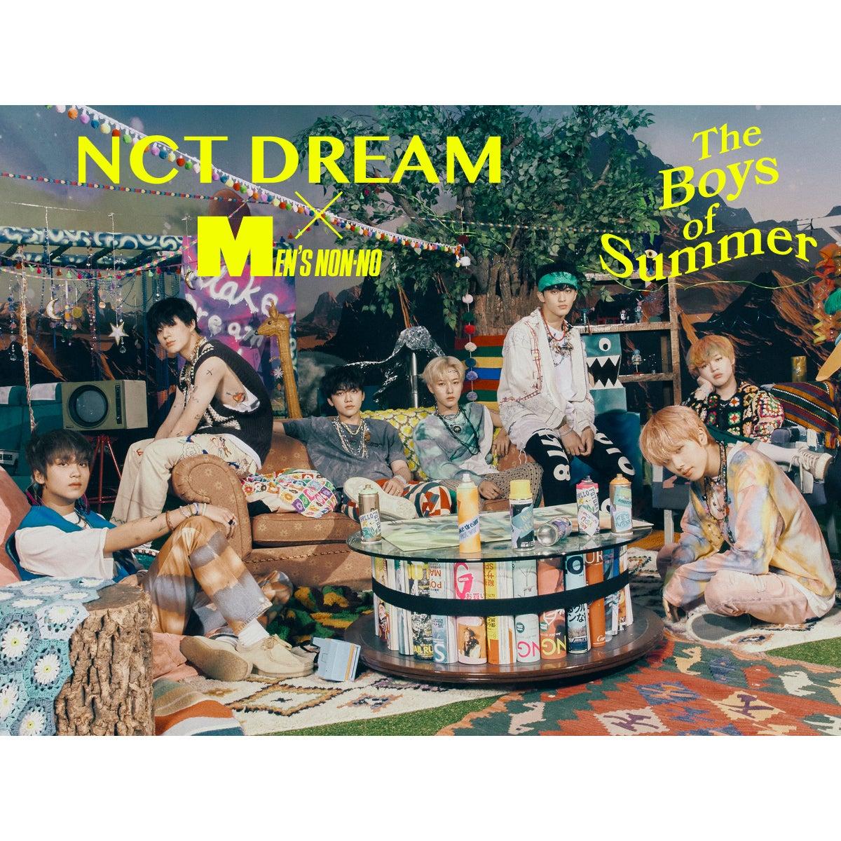NCT DREAMのメンバー7人に今聞きたい、7つの質問。7日間連続更新中!