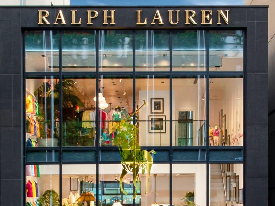 ラルフ ローレン 銀座が期間限定オープン!カフェ併設やARコンテンツなど仕掛けが盛りだくさん