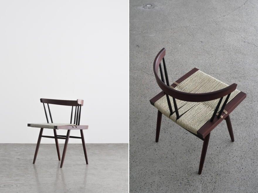 幻の椅子が復刻!ジョージ・ナカシマ没後30年企画展を開催