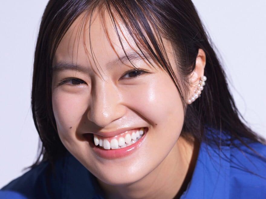 最旬美女ロングインタビュー② 『全裸監督2』『おかえりモネ』の恒松祐里は 愛猫家で海外ドラママニア!