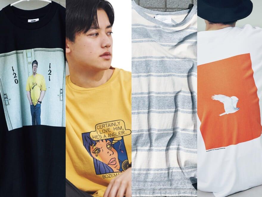 【推しTシャツ 29選】 [フィルメランジェ、アンユーズド、C.E、グラフペーパーetc…]