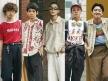 この夏、一番おしゃれな5人を編集部が選んだ!【真夏のファッションSNAP・まとめ編】