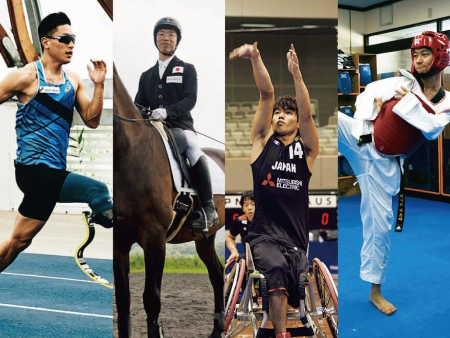 【東京パラリンピック 開幕!】メンズノンノ限定、出場選手12人のインタビューを公開