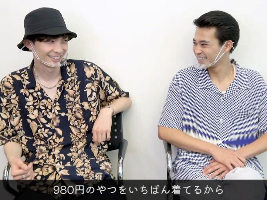 【動画】ディッキーズのパンツ、どこで買ってる? メンズノンノモデル守屋&中田が夏の私服を語る!