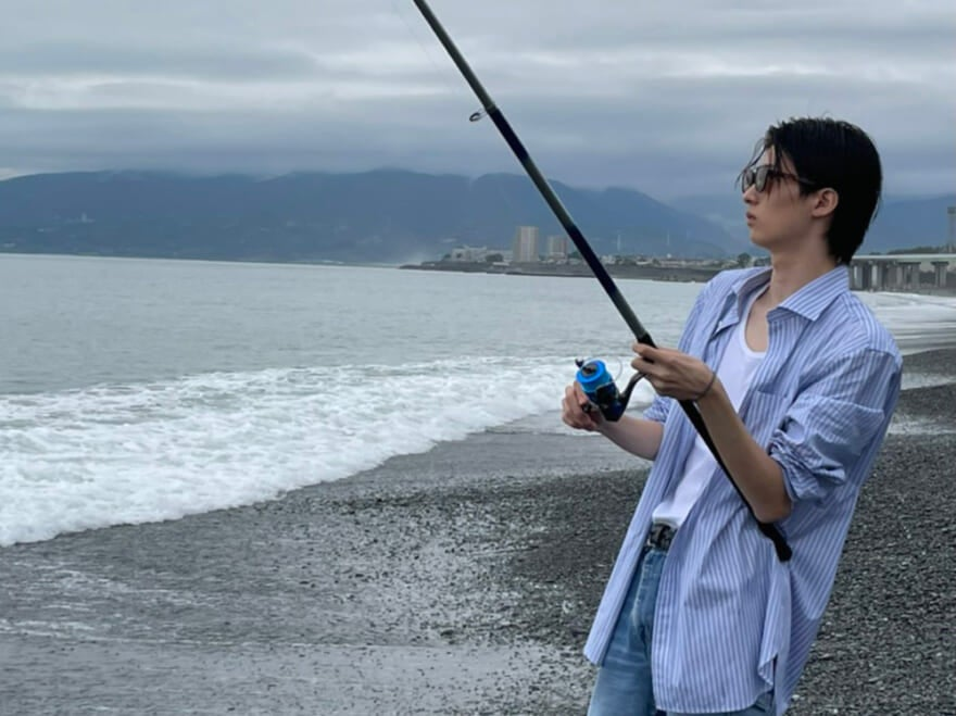 海釣りにどハマり。釣った魚は自分で捌きます![休日の過ごし方]