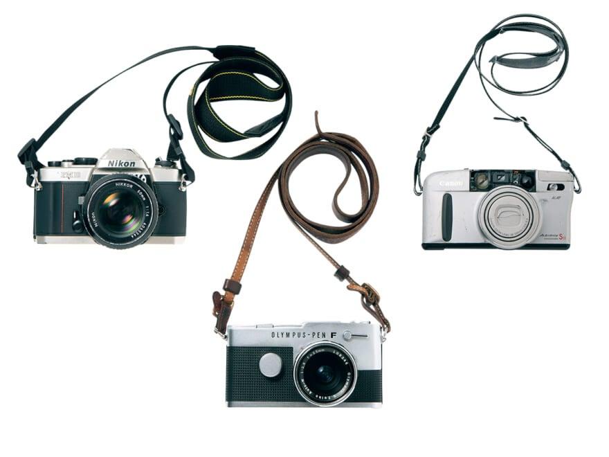 フィルムカメラ初心者におすすめの機種は? フォトグラファー増田さんに教わる3選(CANON、NIKON、OLYMPUS)