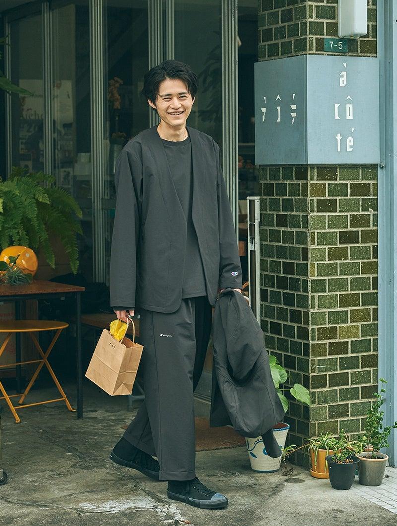 鈴鹿央士 Ouji Suzuka チャンピオン ブラック エディション オールブラック
