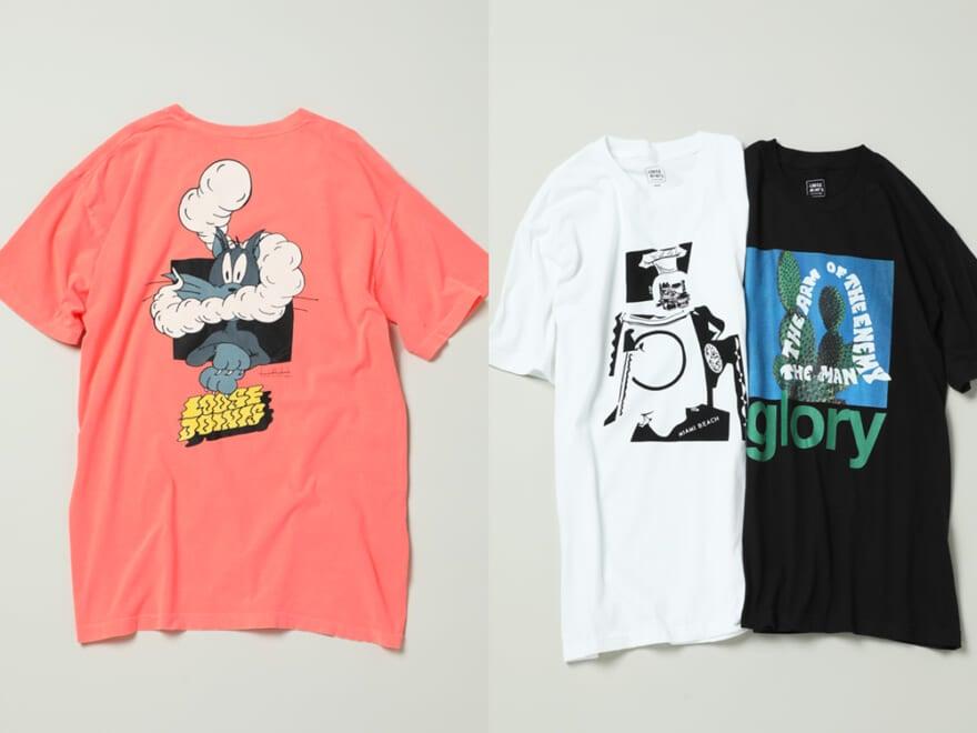 【6選】芸術の秋を彩る! アートを纏う感覚で選びたい、アーティスティックなTシャツたち  [アンダーカバー、オールモストブラック、タンタンetc…]