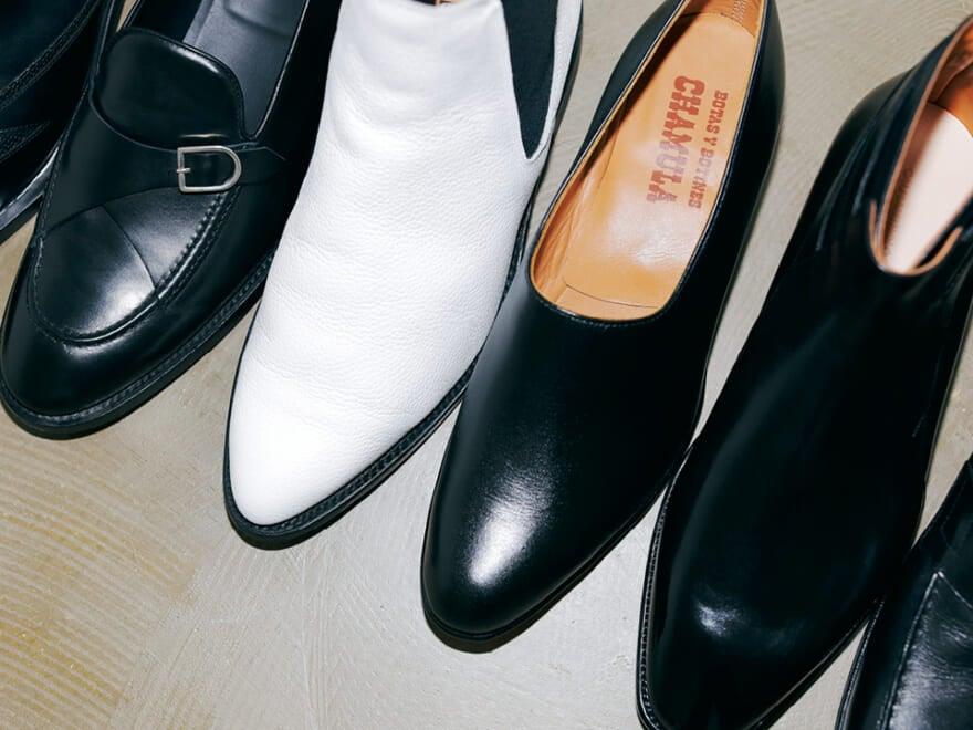 [今ドキの革靴の選び方]おしゃれな人の足もとは、甲の狭さと低さがポイント!?