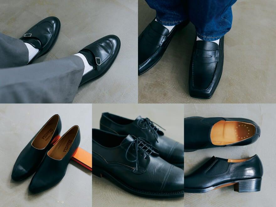 [今ドキ革靴=甲が狭い・低い]トレンドにマッチする革靴5モデル徹底解剖