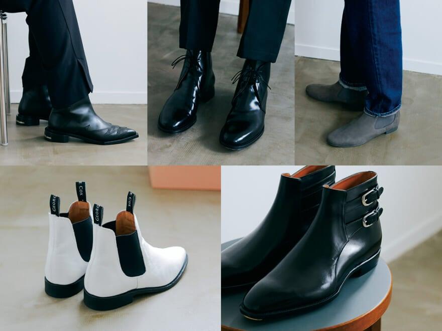 [今ドキ革靴=甲が狭い・低い]この秋スマートに履ける革靴5モデル