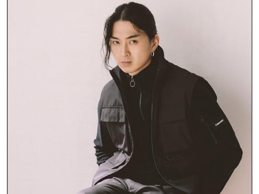松田翔太さんの着こなしが全部ほしい!カルバン・クライン メンズウェアがついに日本に上陸