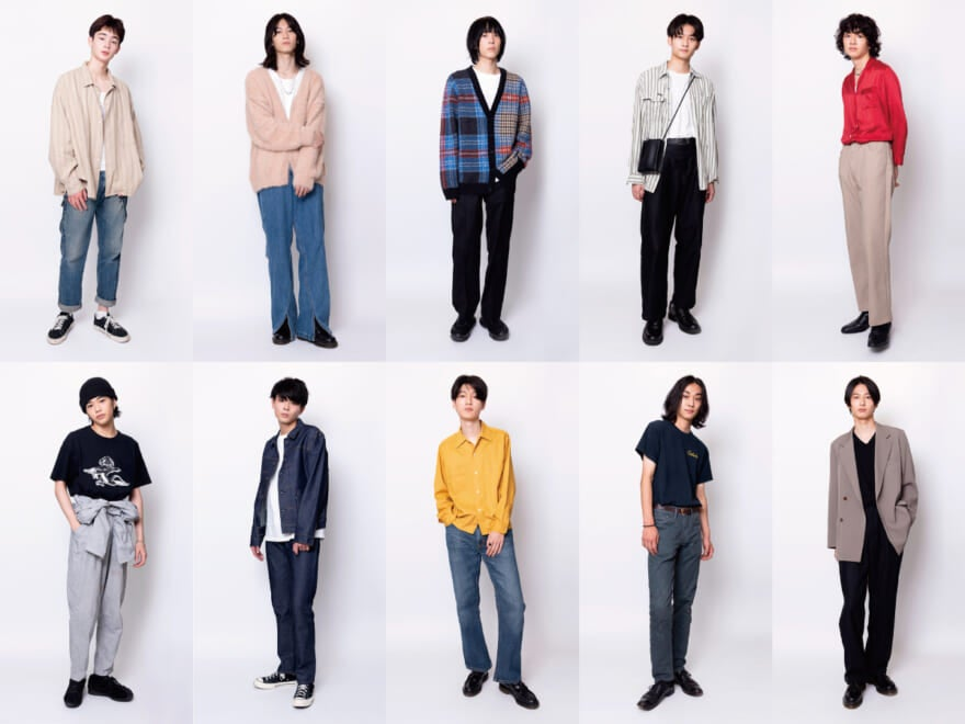 私服スナップを公開! モデルオーディション ファイナリスト10人のファッションスタイルは?