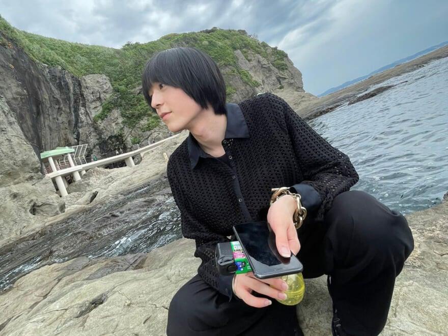 小学生のとき連れていってもらった江ノ島に再訪![子供の頃の思い出]