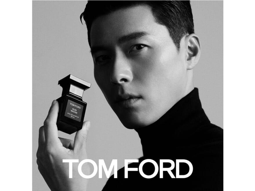 『愛の不時着』の俳優ヒョンビンが登場! トム フォード ビューティの人気香水に新サイズ